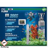 JBL ProFlora m2003 CO2-Anlage Mehrweg