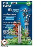 JBL ProFlora m502 CO2-Anlage Mehrweg