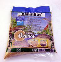 JBL Sansibar ORANGE feiner Naturbodengrund 5 kg