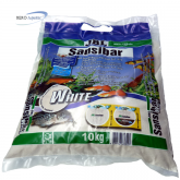 JBL Sansibar White Naturbodengrund weiss 10 kg