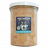 Wolfs Nature® Rind Nudeln und Karotten 400g