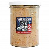 Wolfs Nature® Rind Reis und Karotten 400g