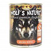 Wolfs Nature® Wilder Büffel 800g